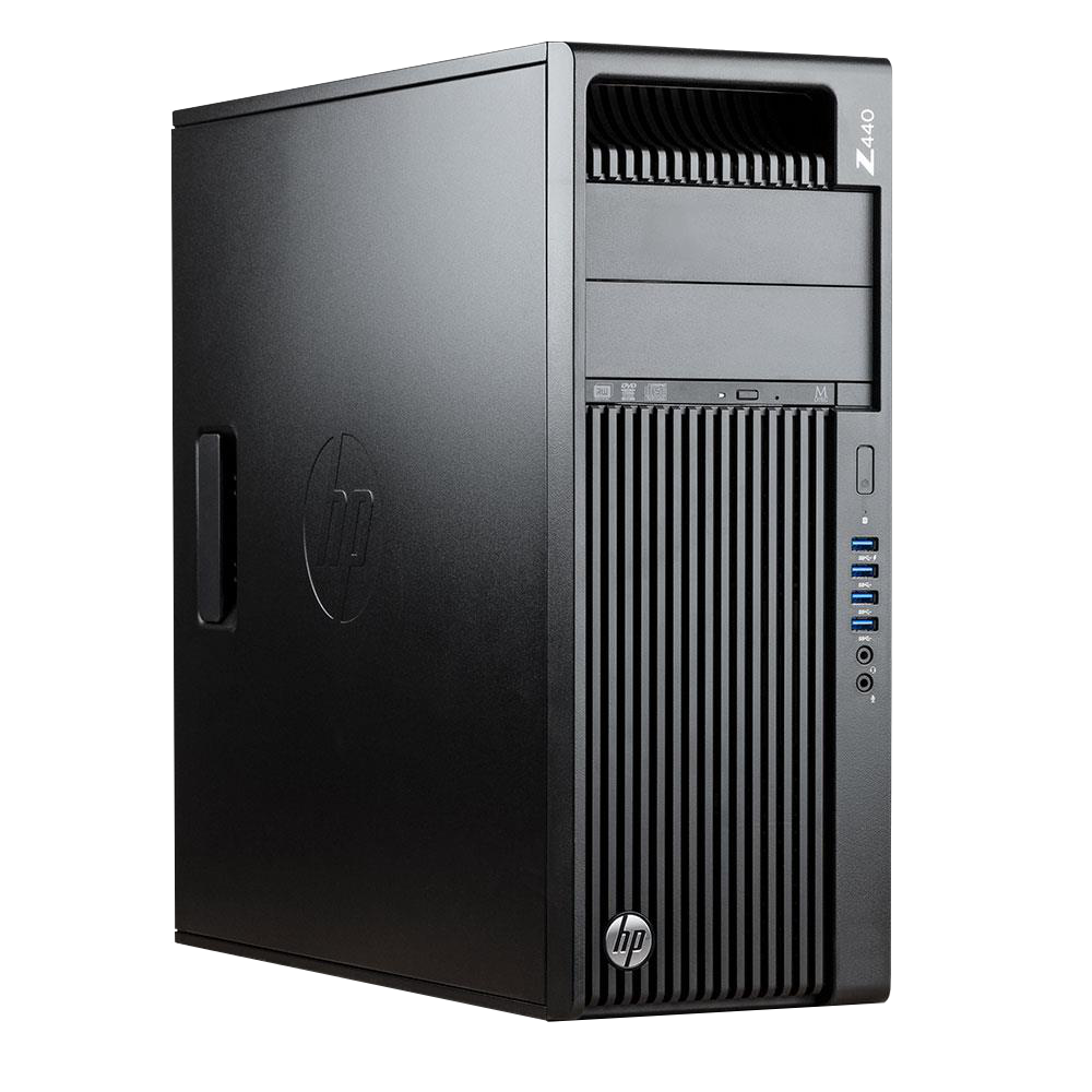 8-Core HP Z640, 1 x Intel® Xeon E5-2620v4 2.10Ghz, 16 GB RAM -