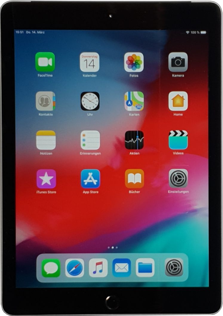 iPad 6 (4G) - 32GB Spacegray -