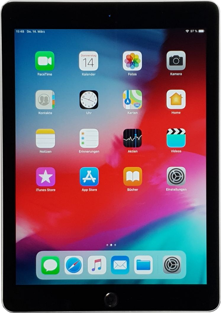 iPad Air 2 (WiFi) - 16GB Spacegray -