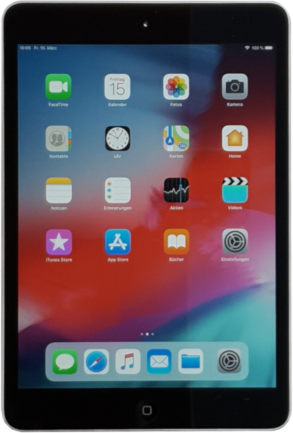 iPad Mini 2 (WiFi) 16GB Spacegray -